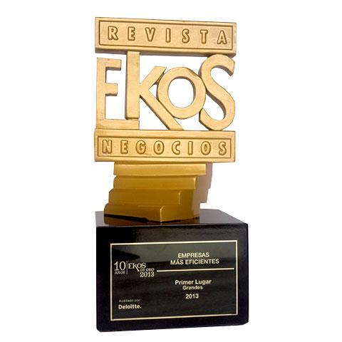 Premio Ekos 2014