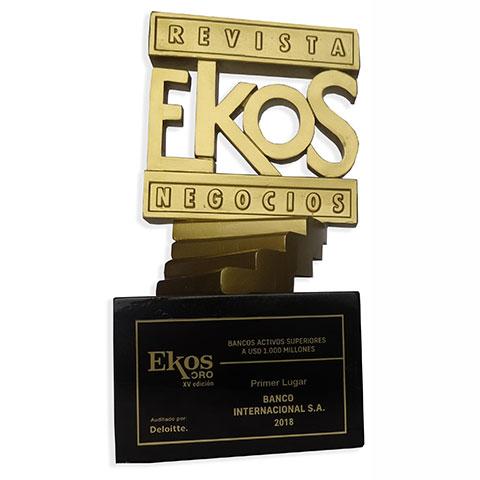 Premio Ekos 2018
