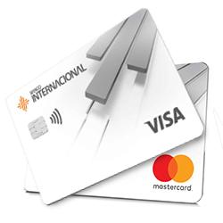 Clásica: Visa y Mastercard